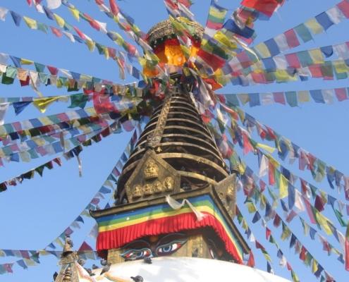 Buddhist Gompa
