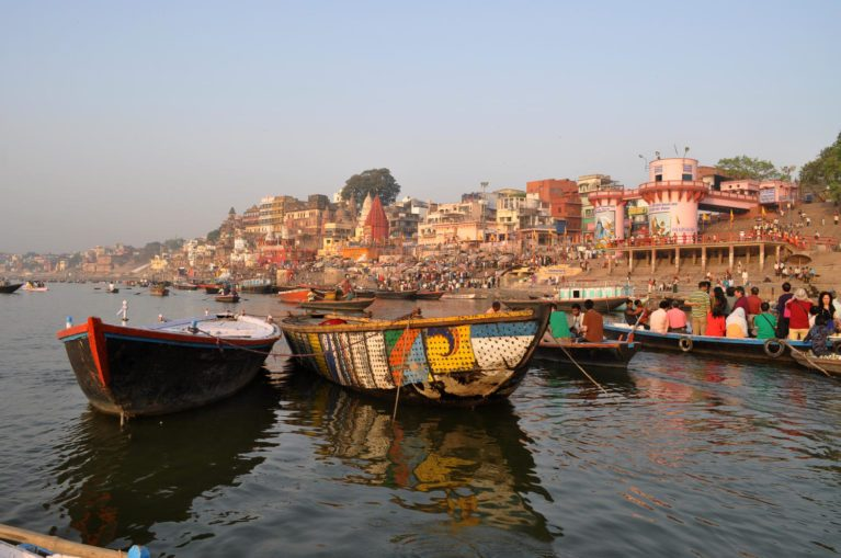 Tiwari Travel Varanasi Ganges